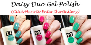 Daisy DUO Gel Polish Swatch Gallery