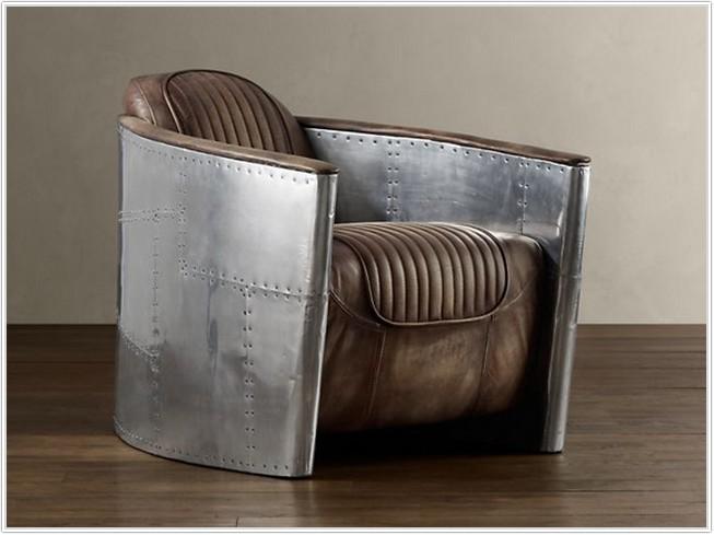Restoration Hardware Airplane Chair