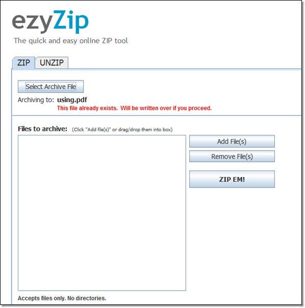 decompresseur zip windows 10