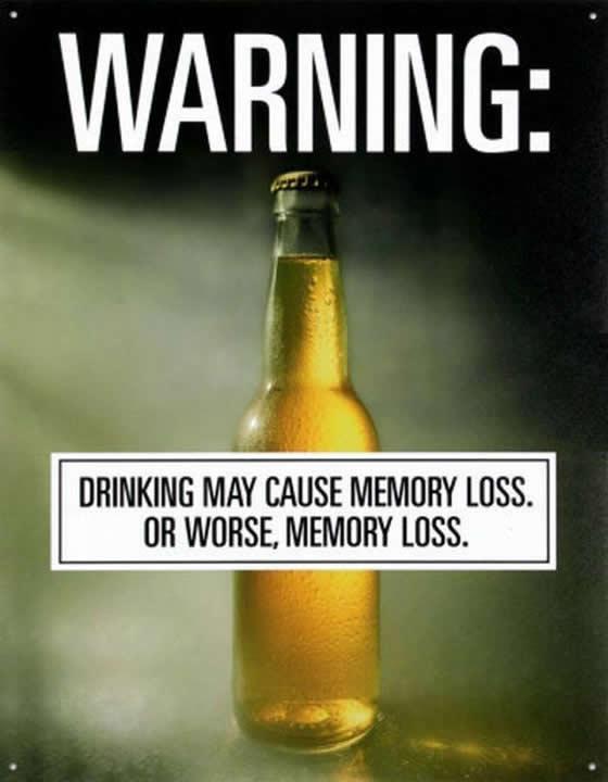Cause memory loss