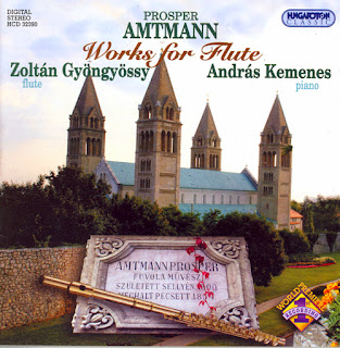 Amtmann: Works for Flute and Piano