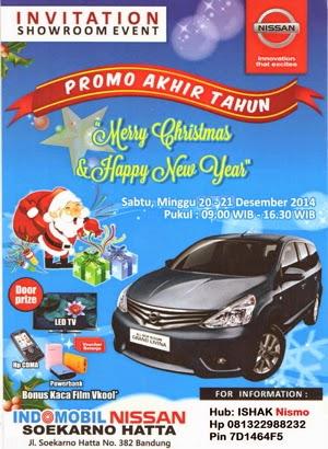 Showroom Event Nissan Datsun Soekarno Hatta Bandung