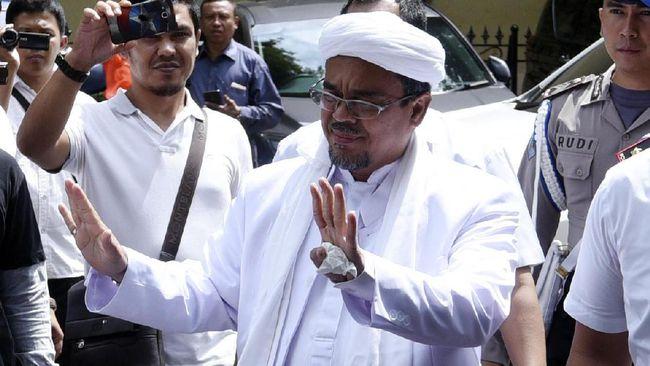 Akan Jadi Saksi Di Sidang Ahok, Habib Rizieq Udah Ketakutan Duluan & Mengancam Tim Lawyer Ahok