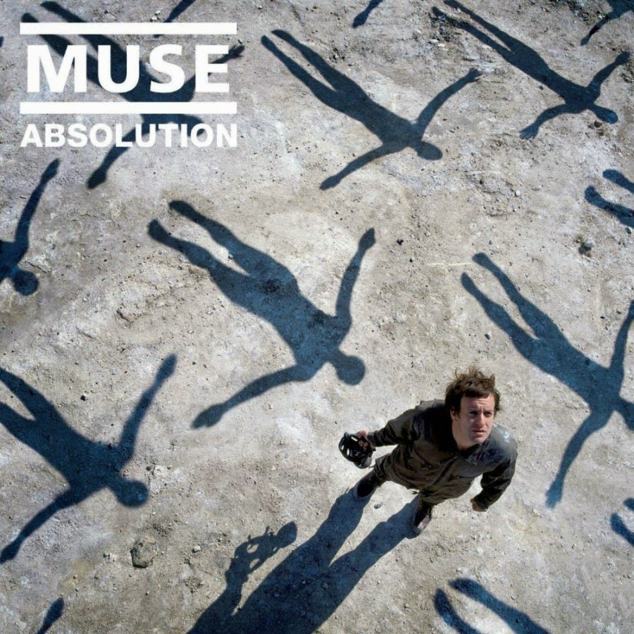 Muse Absolution2003