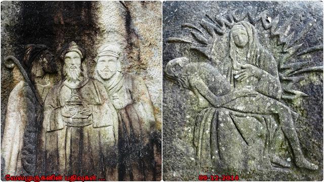 Stone Carving Edakkal Cave Kerala