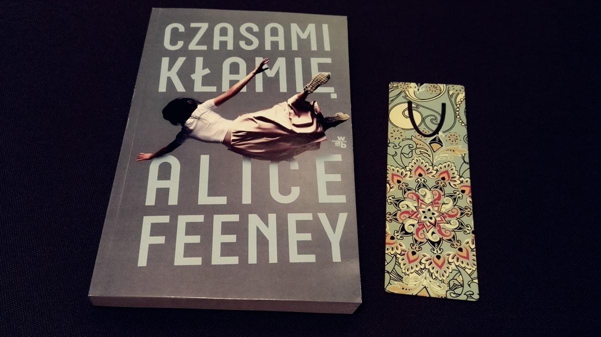 Czasami kłamię, Alice Feeney