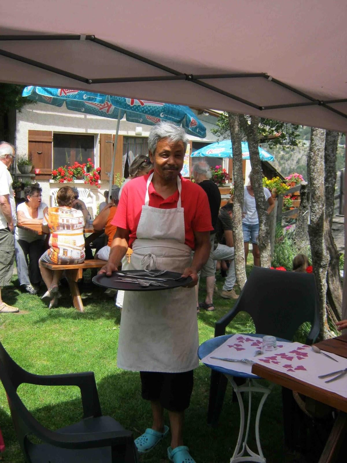 Paola gattiblu for Cuisinier extra