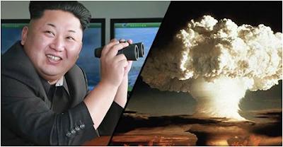 Kim Jong-un lança BOMBA H, provoca terremoto de 6.3 e faz prédios tremerem na Rússia e China