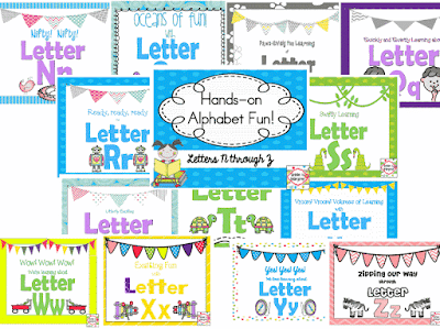https://www.teacherspayteachers.com/Product/Hands-on-Alphabet-Fun-Letters-N-Z-1310524