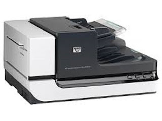 Picture HP Scanjet N9120 Printer