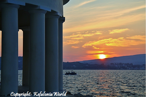 Argostoli Lighthouse, Kefalonia