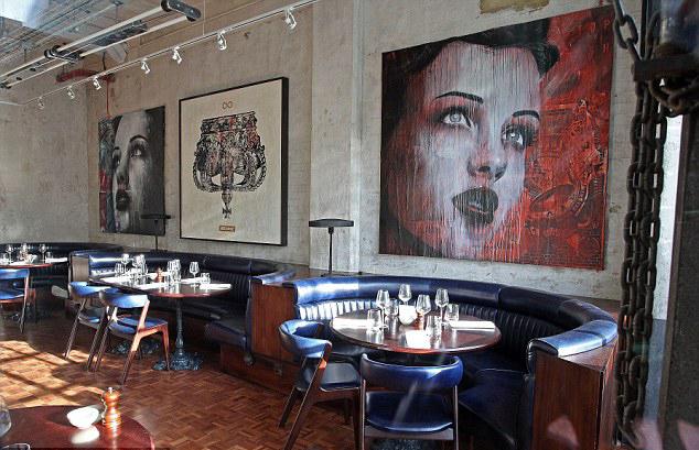 Decoración de cafes, bares y restaurantes con obras de arte Gaudifond