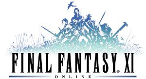 Logo de Final Fantasy XI Online 2002