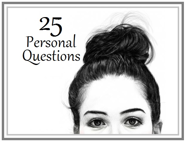 ALISHA VALERIE: 25 Deep Personal Questions | Tag