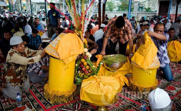 Perayaan Maulid di Aceh