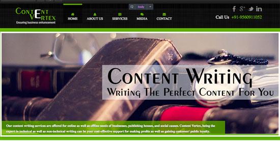 Content Services Provider