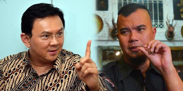 """Kasih Tahu Dhani, Ahok itu Anak Hoki buat Jokowi"""