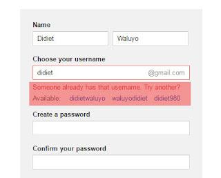 Langkah Keempat Cara Buat Email Gmail