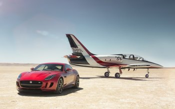 Wallpaper: Cars Automotive Horsepower Jaguar F-TYPE R Coupe