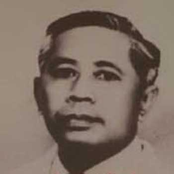 Foto Dr. Moerdjani Mantan gubernur Jawa Timur 2