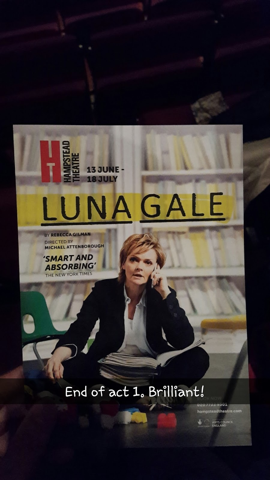 Luna Gale [plus Meth, Skittles & Crazy Christians] Review