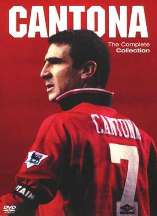 The greatest player younger generations of reds have ever seen play. Eric Cantona football legend wallpapers ~ Sports Legends ...