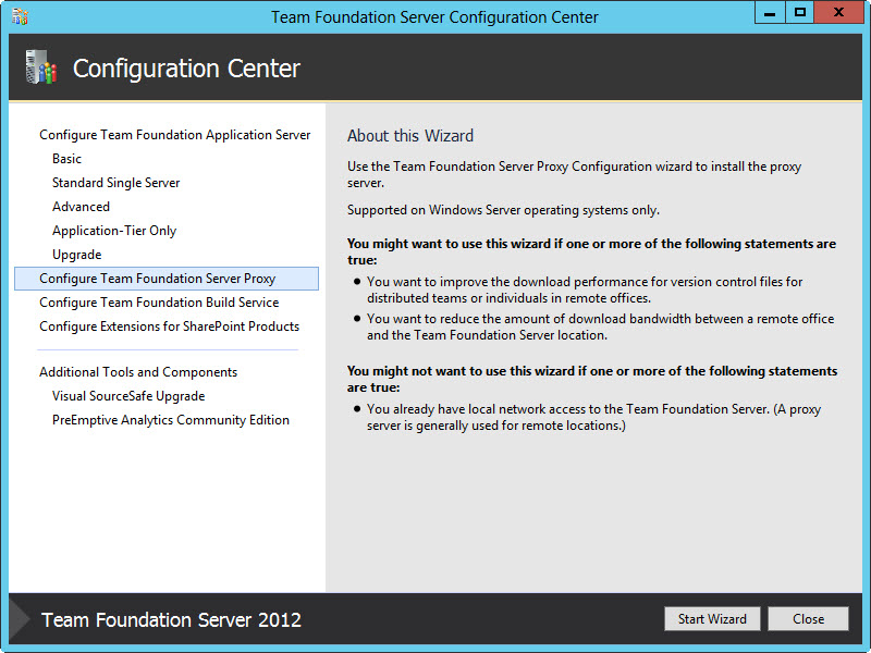 team foundation server process templates - bharath tech update install and configure team foundation