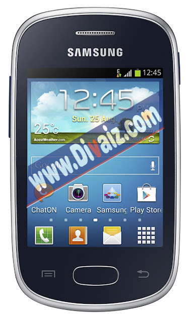Samsung Galaxy Star - www.divaizz.com