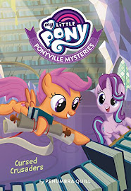 My Little Pony Cursed Crusaders Books