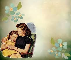 gambar ibu dan anaknya