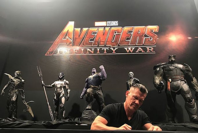 'Avengers: Infinity War' Debuts Teaser Trailer, Children of Thanos and Infinity Gauntlet