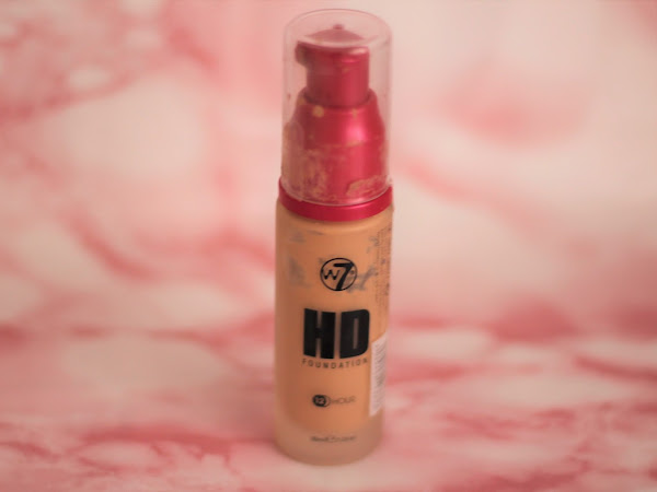 Review - Base HD W7 Natural Beige