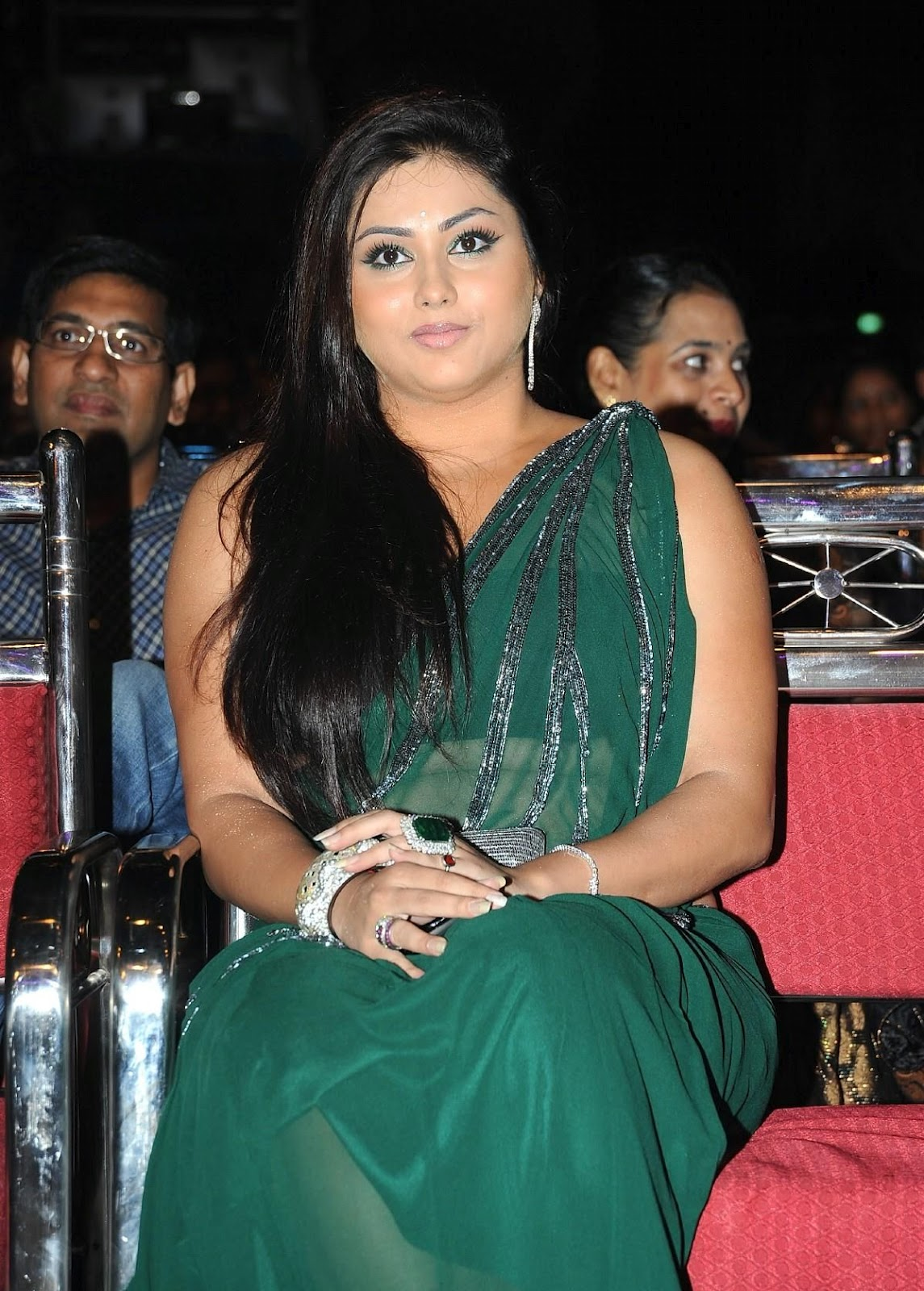 Namitha Maya at lux cinema award 2012 - latest stills 006