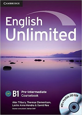 English Unlimited B1 - Pre-intermediate Coursebook