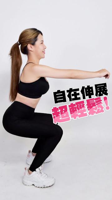新上市!一件即擁有塑身褲與壓力褲的機能性,將修飾女性線條的腹部加壓 & 雙線條加壓等八大功能設計結合