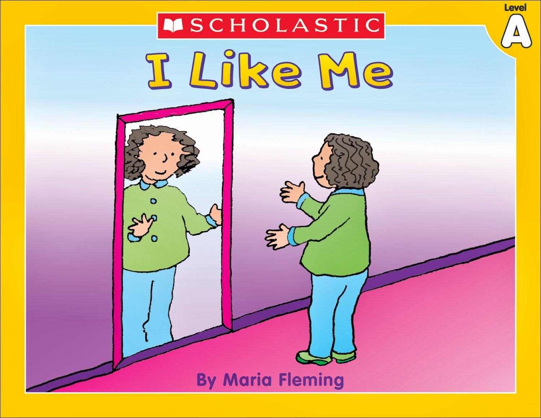 Tishaandtrey Scholastic Little Leveled Readers I Like Me