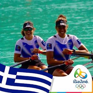 Ο Ναυτικος Όμιλος Κατερίνης υποδέχεται την Ολυμπιονίκη του Κατερίνα Νικολαΐδου