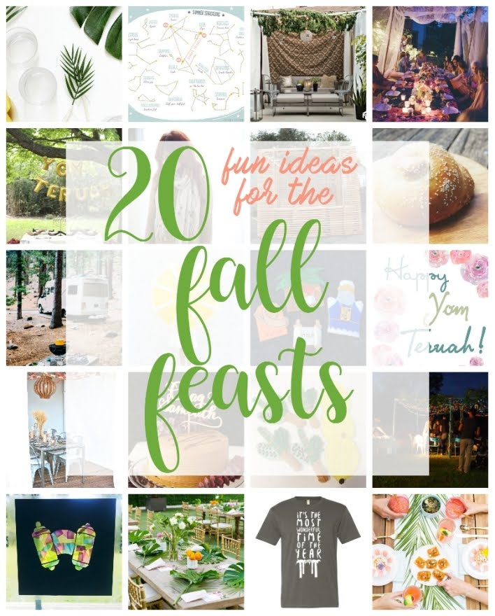 20 Fall Feast Ideas