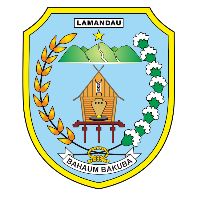 Logo Kabupaten Lamandau