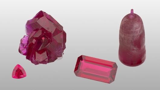 Is it real? A musing on gemstones and their simulants and knowing what you're buying.