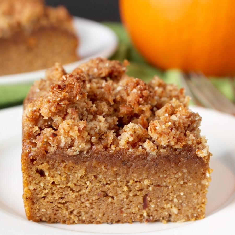 Almond Flour Spice Cake