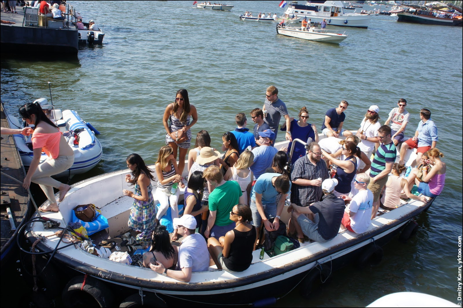 Party boat.