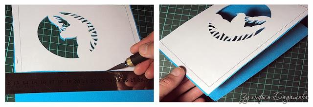 Векторы мультяшки, как аккуратно согнуть открытку