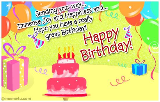 Kaaajaplace Birthday Ecards