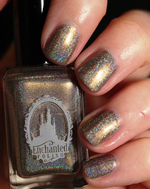 Enchanted Polish Olive the Other Reindeer