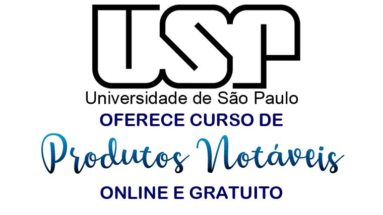 USP oferece curso de Produtos Notáveis online e gratuito