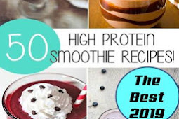 #50 #High #Protein #Smoothie #Recipes