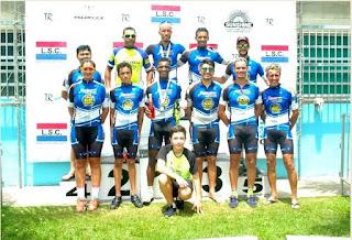 Registrense sagra-se Vice-Campeão no 33º Torneio de Verão de Ciclismo