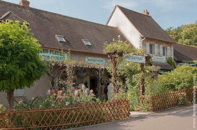 Giverny  viaje Normandia turismo Monet que ver Francia