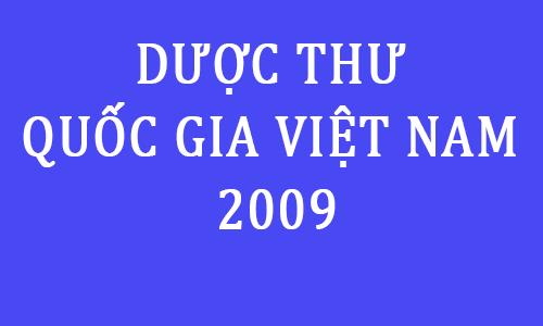 dược thư quốc gia việt nam 2019 pdf